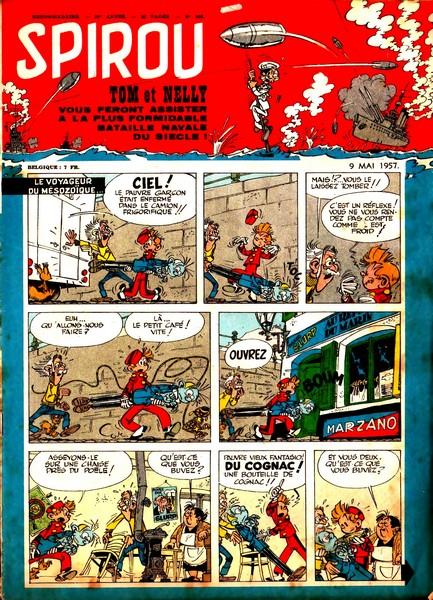 Le journal de Spirou 995 - 995