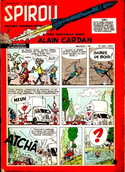 Le journal de Spirou 996 - 996
