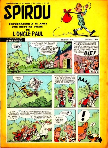 Le journal de Spirou 998 - 998