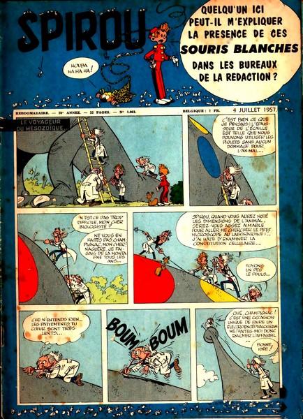 Le journal de Spirou 1003 - 1003