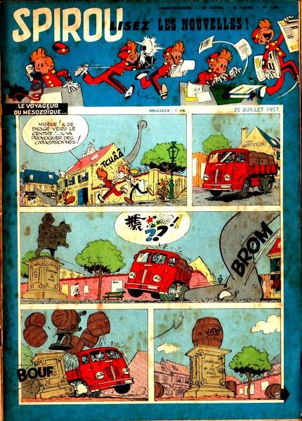 Le journal de Spirou 1006 - 1006