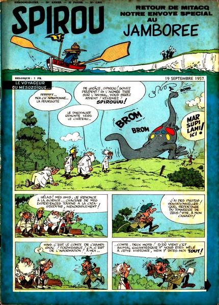 Le journal de Spirou 1014 - 1014