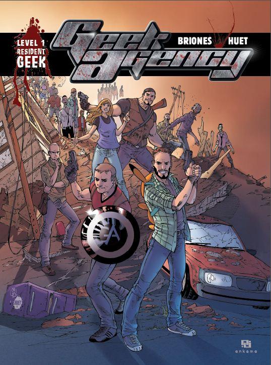 Geek Agency 1 - Resident Geek