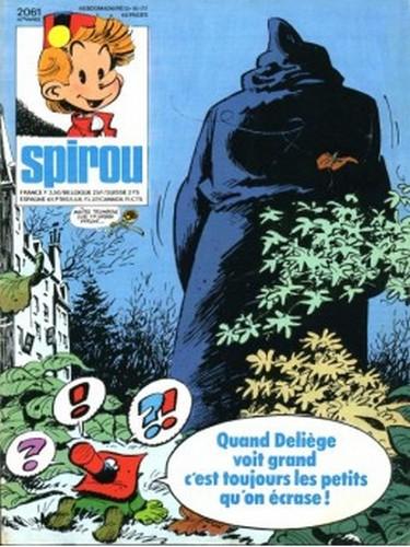 Le journal de Spirou 2061 - 2061