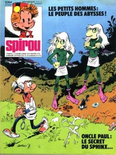 Le journal de Spirou 2064 - 2064
