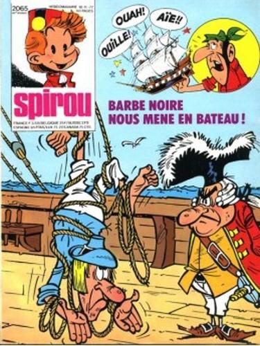 Le journal de Spirou 2065 - 2065