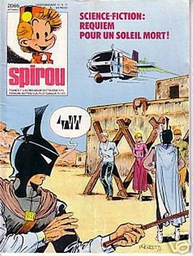 Le journal de Spirou 2066 - 2066