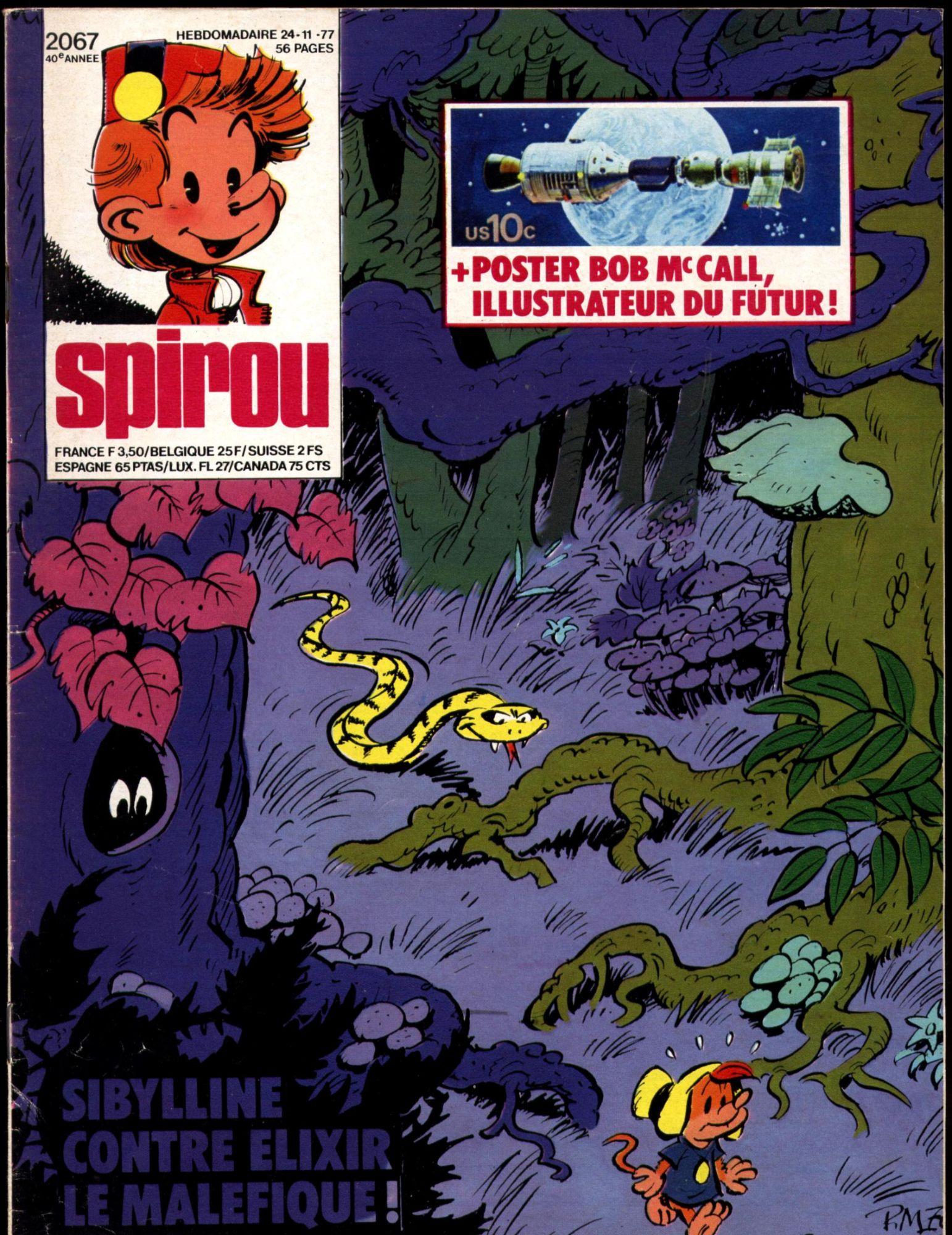 Le journal de Spirou 2067 - 2067