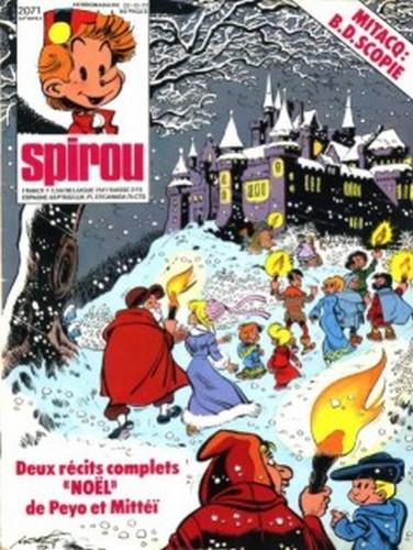 Le journal de Spirou 2071 - 2071