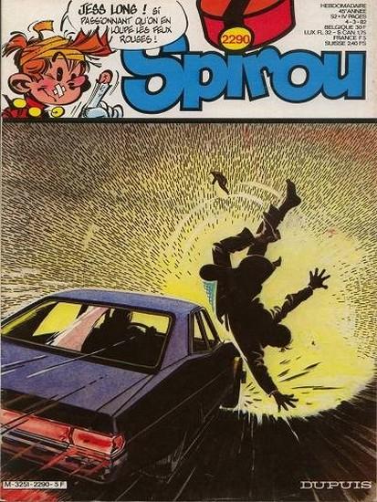 Le journal de Spirou 2290 - 2290