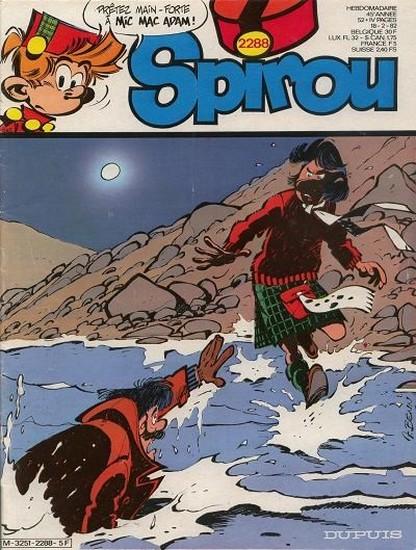 Le journal de Spirou 2288 - 2288