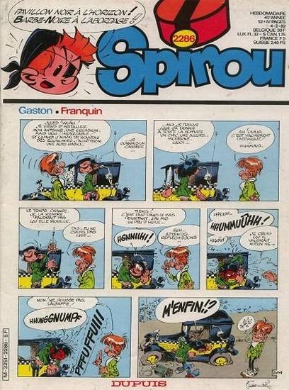Le journal de Spirou 2286 - 2286.