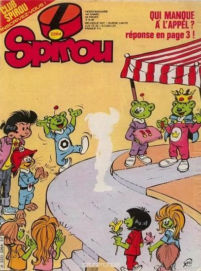 Le journal de Spirou 2264 - 2264