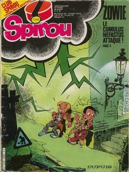 Le journal de Spirou 2260 - 2260