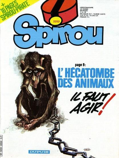 Le journal de Spirou 2252 - 2252