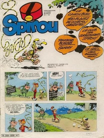 Le journal de Spirou 2232 - 2232