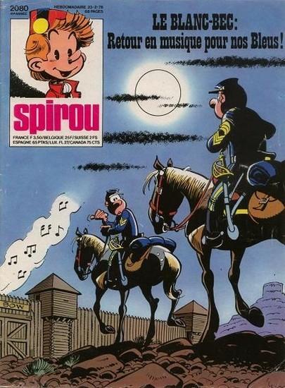 Le journal de Spirou 2080 - 2080