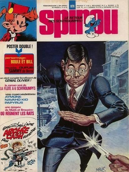 Le journal de Spirou 1978 - 1978