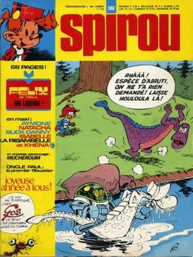 Le journal de Spirou 1968 - 1968