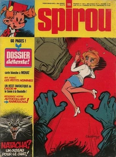 Le journal de Spirou 1935 - 1935