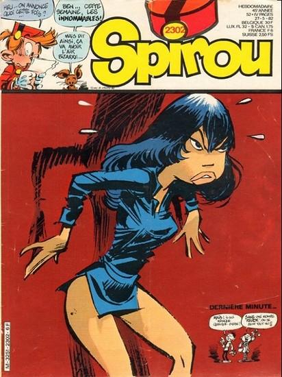 Le journal de Spirou 2302 - 2302