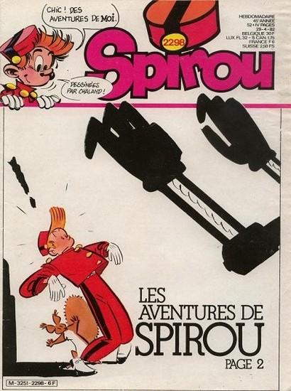 Le journal de Spirou 2298 - 2298