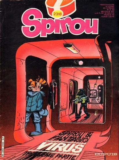 Le journal de Spirou 2318 - 2318
