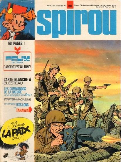 Le journal de Spirou 1881 - 1881