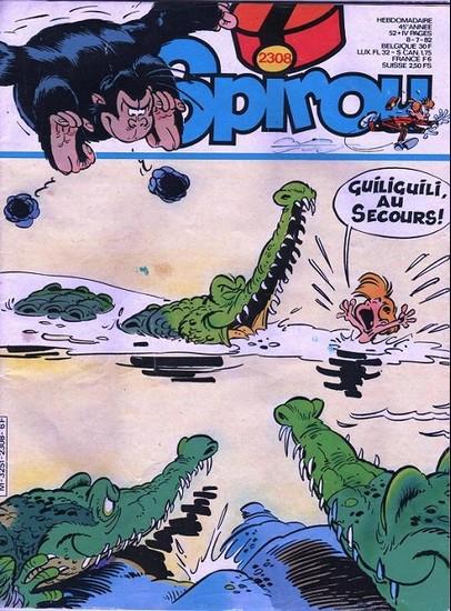 Le journal de Spirou 2308 - 2308
