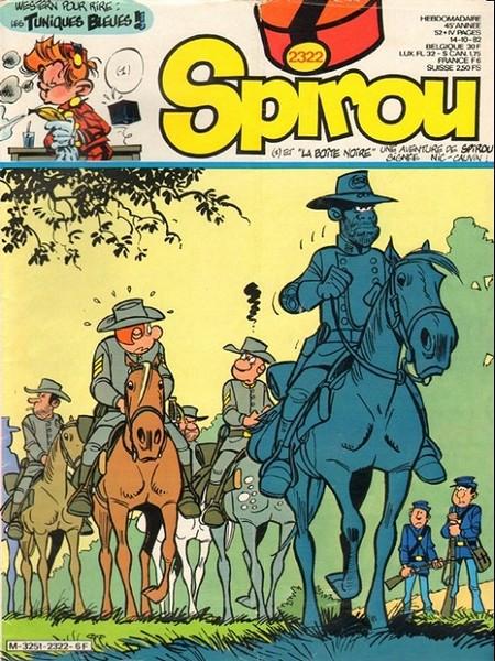 Le journal de Spirou 2322 - 2322