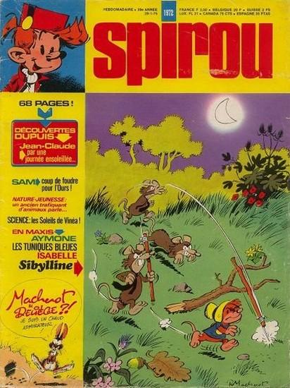 Le journal de Spirou 1972 - 1972