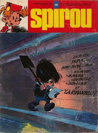 Le journal de Spirou 1969 - 1969