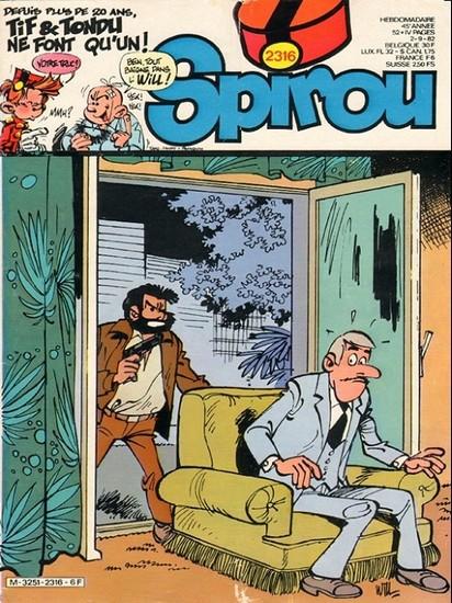 Le journal de Spirou 2316 - 2316