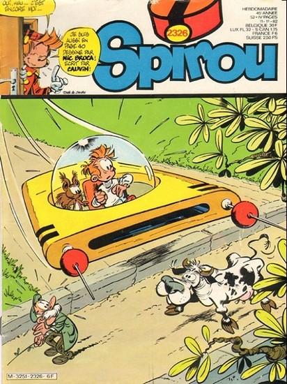 Le journal de Spirou 2326 - 2326
