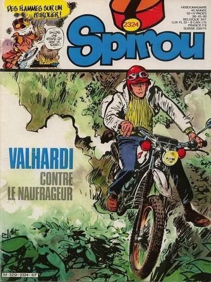 Le journal de Spirou 2324 - 2324