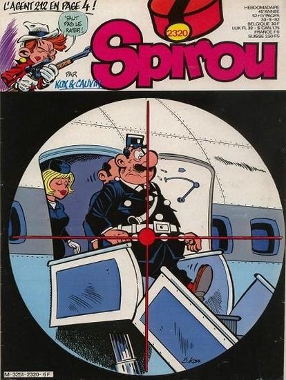 Le journal de Spirou 2320 - 2320
