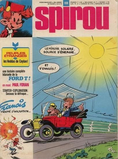Le journal de Spirou 1936 - 1936