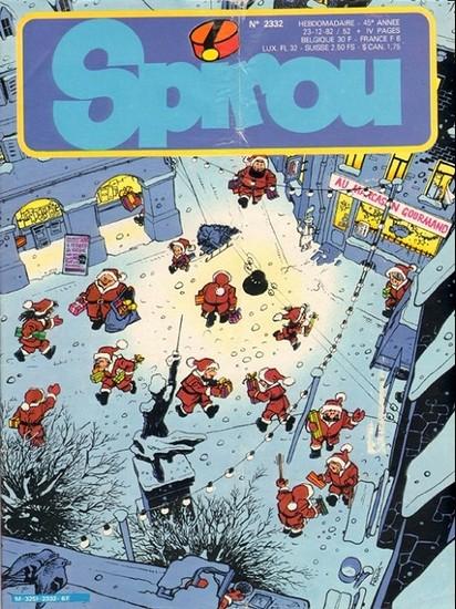 Le journal de Spirou 2332 - 2332