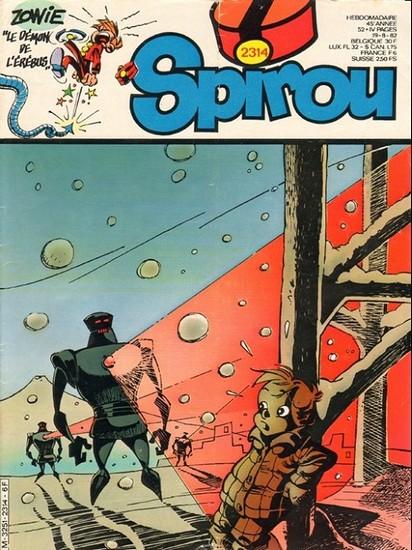 Le journal de Spirou 2314 - 2314