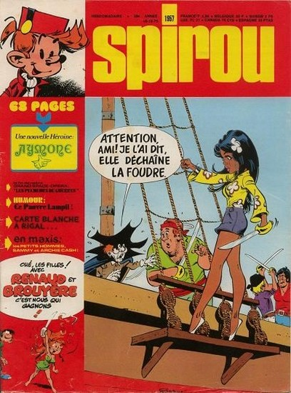 Le journal de Spirou 1957 - 1957