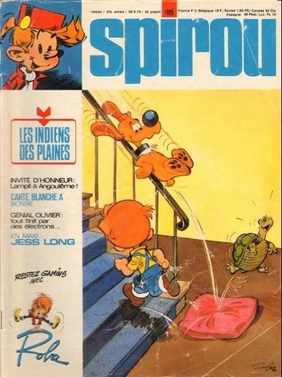 Le journal de Spirou 1885 - 1885