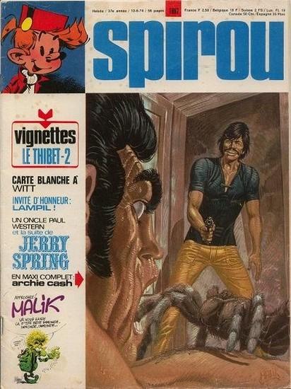 Le journal de Spirou 1887 - 1887