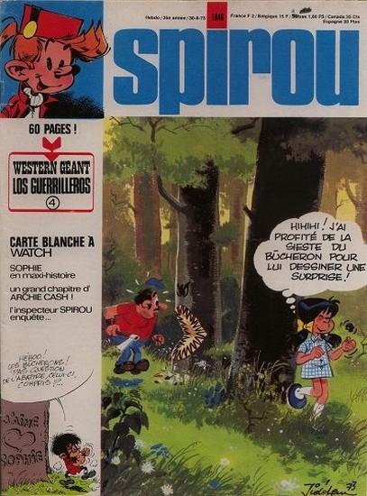 Le journal de Spirou 1846 - 1846