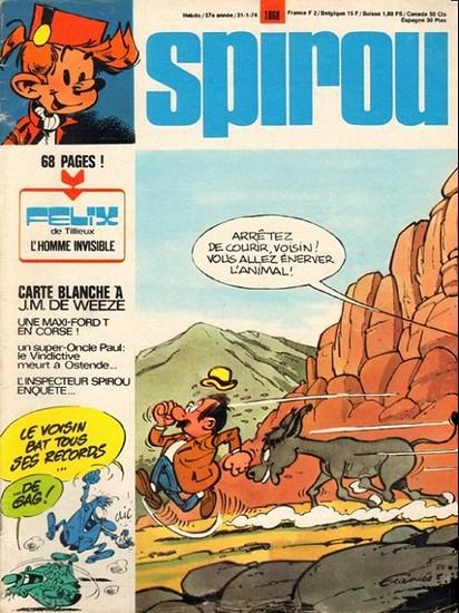 Le journal de Spirou 1868 - 1868