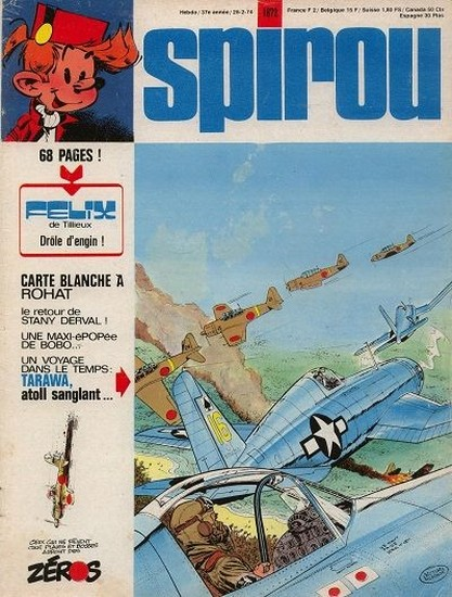 Le journal de Spirou 1872 - 1872