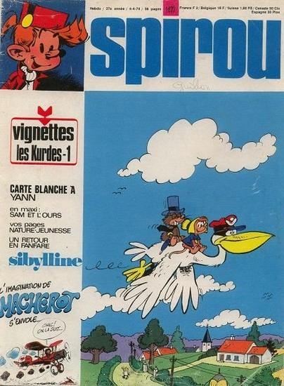 Le journal de Spirou 1877 - 1877