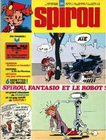 Le journal de Spirou 1974 - 1974