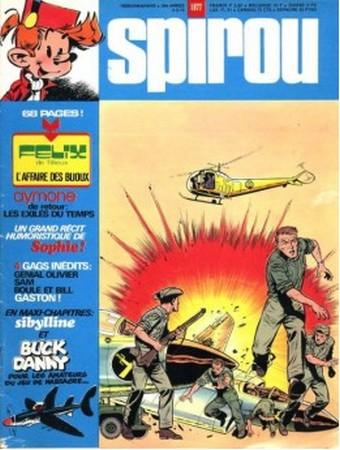 Le journal de Spirou 1977 - 1977