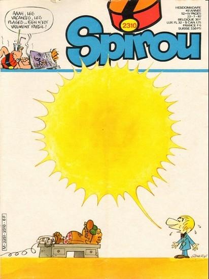 Le journal de Spirou 2310 - 2310