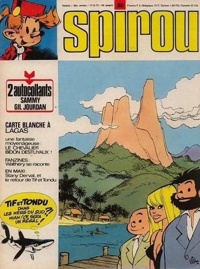 Le journal de Spirou 1831 - 1831